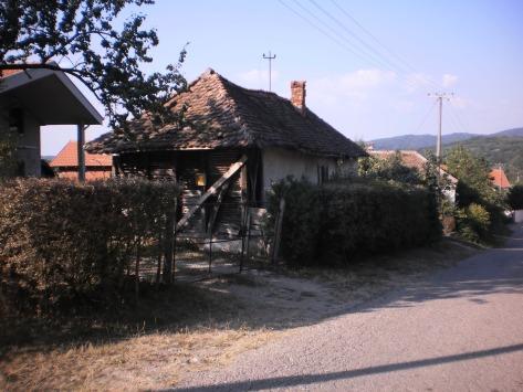 Стара кућа Милеве Пилкине (Бењино Брдо). Лето, 2013. Фотодокументација Заветина