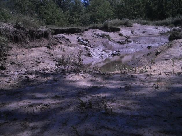 Србијом уздуж и попреко: исто потпис поплаве, Мишљеновац, Звижд, мај 2014. Фотодокументација ЗАВЕТИНА